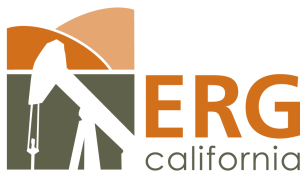 ERG California, one of the geneorus sponsors of this event.