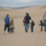 Photo Hike at Pacific Dunes Center