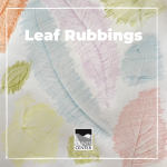 Have you ever noticed the different shapes and textures of leaves? Try out this leaf rubbings activity and create a beautiful piece of art while also comparing different leaf shapes! This nature inspires art will impress all of your friends and family!